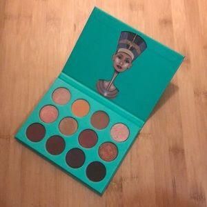 Julia's Place Nubian Eyeshadow Palette
